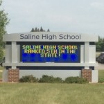 Saline High School Ranked 5th in the state